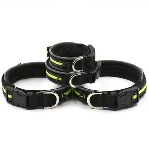 Image of Outdoor Light Reflective Puppy Collar Nylon Pet- ULTRABEAST FITNESS