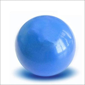 Open image in slideshow, Physical Fitness Yoga Ball - Blue - Fitness Balls