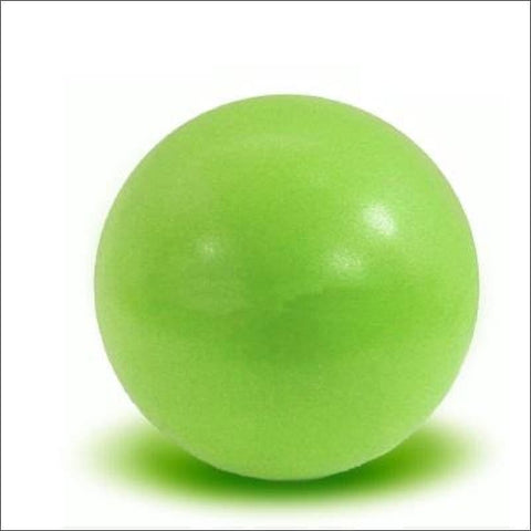 Image of Physical Fitness Yoga Ball - Green - Fitness Balls