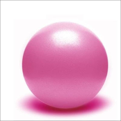 Image of Physical Fitness Yoga Ball - Pink - Fitness Balls