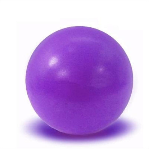 Image of Physical Fitness Yoga Ball - Purple - Fitness Balls