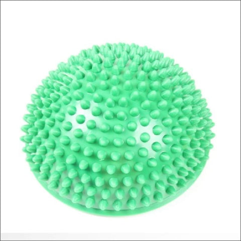 Image of Physical Fitness Yoga Half Ball - Green - Fitness Balls