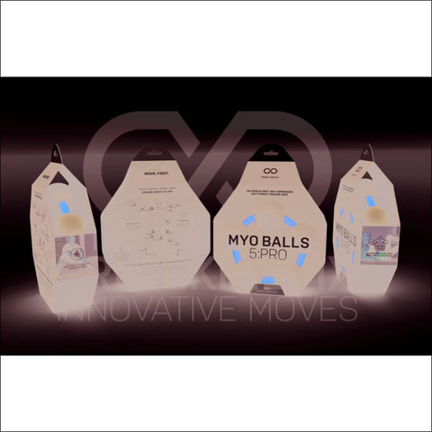 Pro Myoballs Extremities Muscle Massager - Pro 5 Small - Product