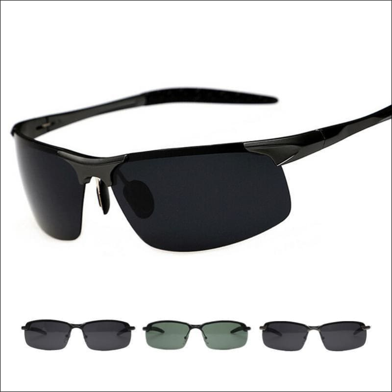 Professional Military Men Polarized Sunglasses - Eyewear