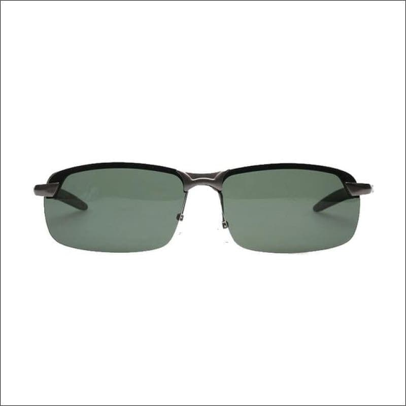Professional Military Men Polarized Sunglasses - Grey Green - Eyewear