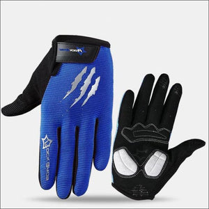 Open image in slideshow, Rockbros Thermal Gloves - Blue / L