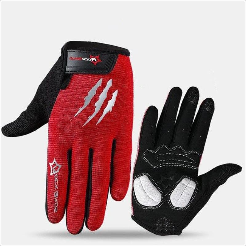 Rockbros Thermal Gloves - Red / L