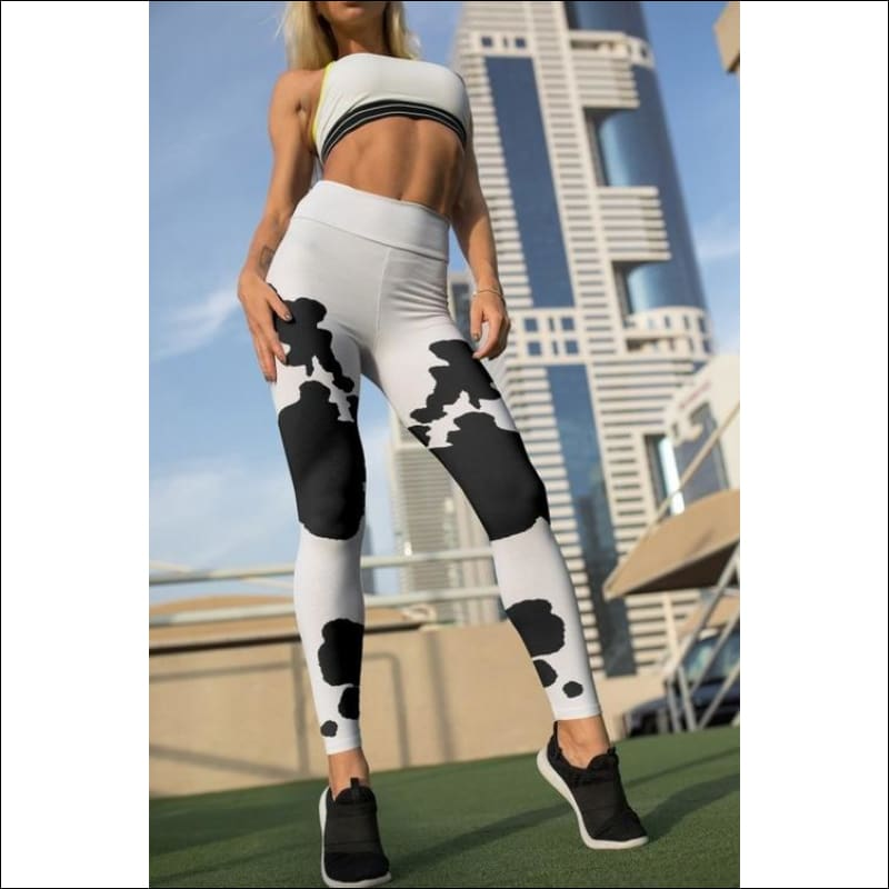 Rorschach Inkblot Test Psychology Leggings For - Clothing