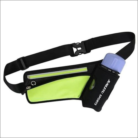 Running Waist Pack Outdoor Sports Hiking - Green Color - Sports & Outdoor