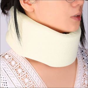 Safety Soft Firm Foam Cotton Head Brace Support - Braces & Supports