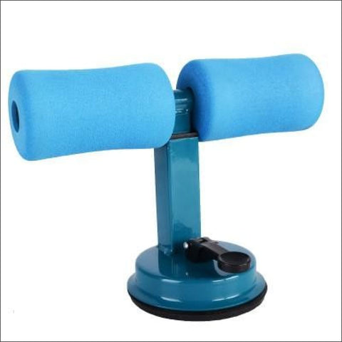 Sit-Up Stands - Blue - Sit-Up Stand