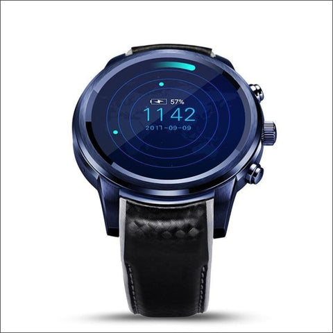 Smartwatch W/gps And Sim Card Support - On Wrist