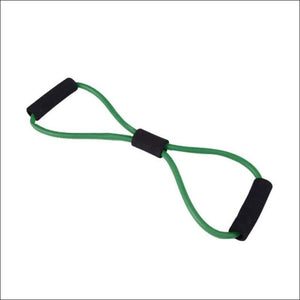 Stretch Yoga Training Crossfit Elastic Band - Green - Resistance Bands