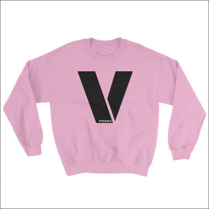 Sweatshirt - Light Pink / S