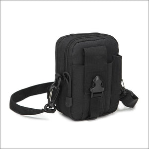 Open image in slideshow, Tactical Pouch - Black
