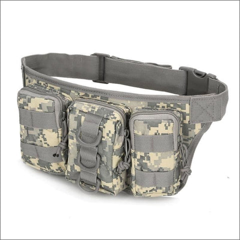 Tactical Waist Pack - Acu