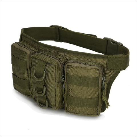 Tactical Waist Pack - Army Green