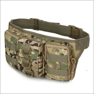 Tactical Waist Pack - Cp