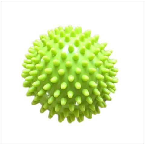 Image of Therapeutic Hand Massage Ball - Green - Fitness Balls