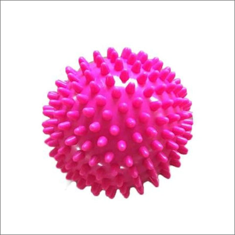 Image of Therapeutic Hand Massage Ball - Pink - Fitness Balls