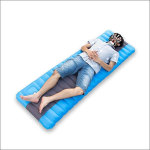 Ultralight Inflatable Mattress For Outdoor Camping.