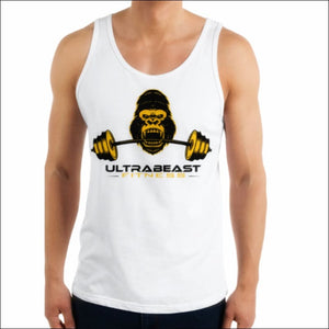 GorrillaBar Print Tank Top- ULTRABEAST FITNESS