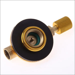 Valve Flat Cylinder Outdoor Gas Stove - Switch Tool