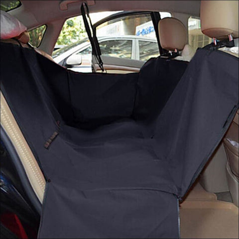 Image of Water Proof Car Hammock For Pets