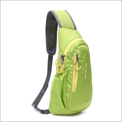 Image of Waterproof Outdoor Quick Travel Backpack - Green Color - Backpacks