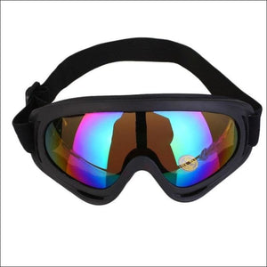 Winter Sport Goggles. - Colorful - Eyewear