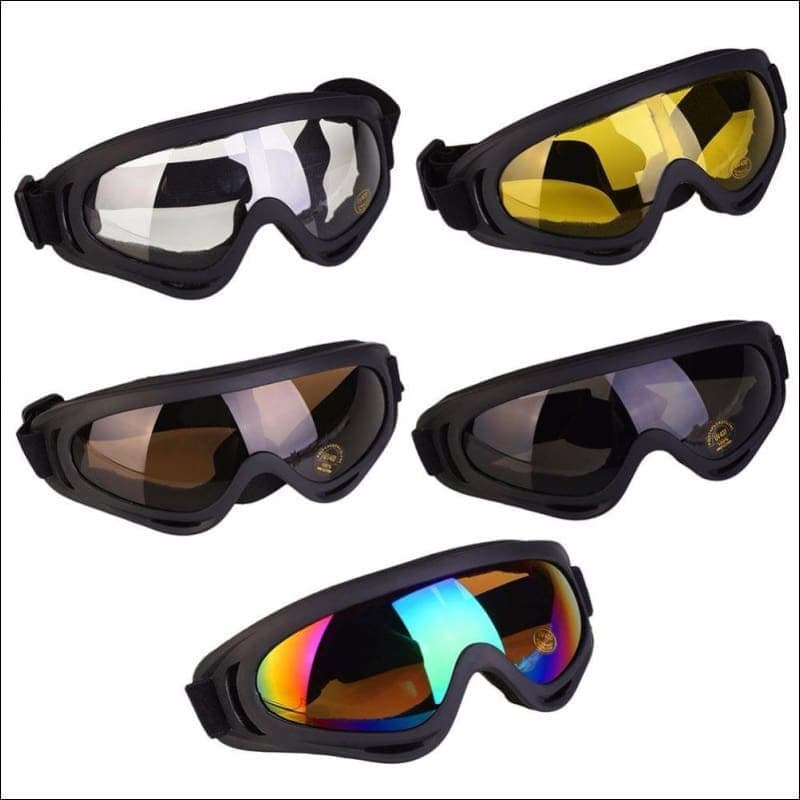 Winter Sport Goggles. - Eyewear