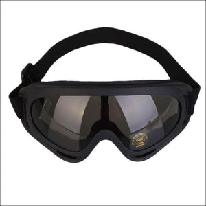 Winter Sport Goggles. - Gray - Eyewear