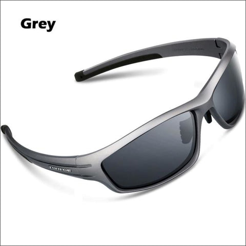 Image of Womens Polarized Hiking Sunglasses - Grey - Eyewear