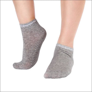 Womens Yoga Fitness Pilates Socks - Yoga Socks