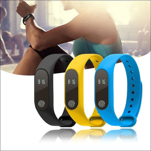Wrist Watch Bracelet Walking Calorie Counter - Calorie Calculation Function