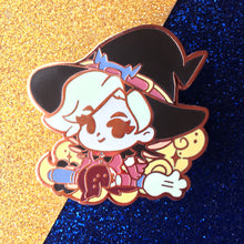 Load image into Gallery viewer, Chibi Witch Mercy Enamel Pin