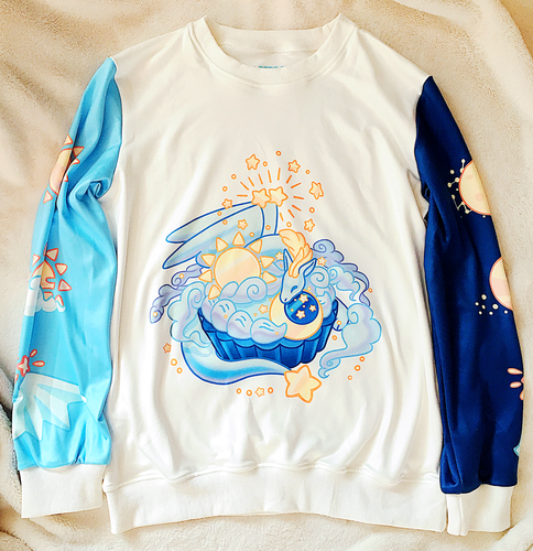 Star Dragon Sweater