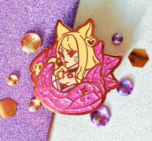 Load image into Gallery viewer, K/DA Ahri Enamel Pin