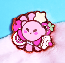 Load image into Gallery viewer, Kirby Enamel Pin