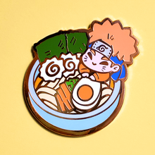 Load image into Gallery viewer, Naruto Enamel Pin