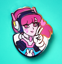 Load image into Gallery viewer, D.va Enamel Pin