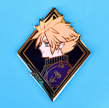 Load image into Gallery viewer, Cloud Enamel Pin
