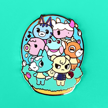Load image into Gallery viewer, Animal Crossing Enamel Pin