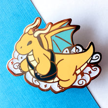 Load image into Gallery viewer, Dragonite Enamel Pin