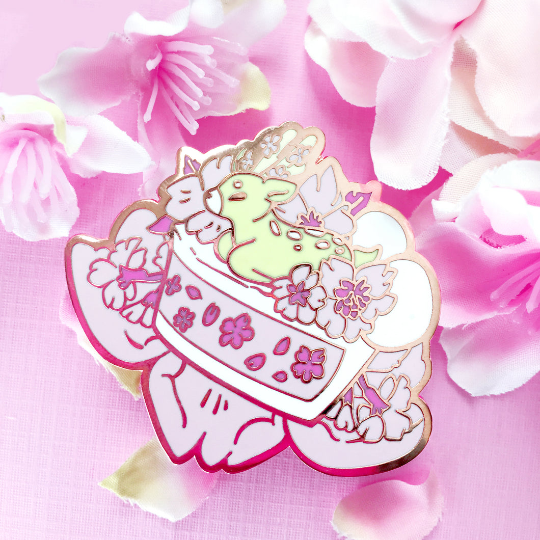 Sakura Deer - Pin Club Pin