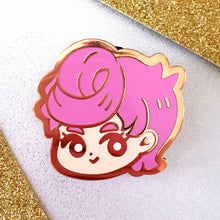 Load image into Gallery viewer, Trish Enamel Pin