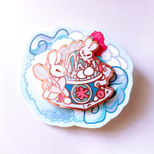 Load image into Gallery viewer, Bunny Shaved Ice - Pin Club Pin