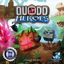 Load image into Gallery viewer, Quodd Heroes - Limited Kickstarter Edition