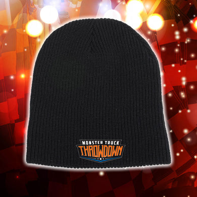 Monster Truck Throwdown Beanie