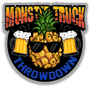 "Monster Truck Throwdown ""Chill"" Sticker"
